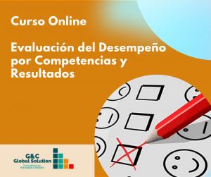 Evaluacion del desempeño por Competencias y Resultados